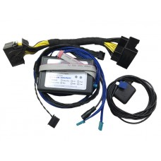 eNBT EVO Retrofit Adapter - for NBT EVO, with built-in GPS receiver